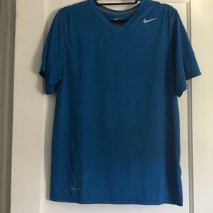 Nike Dri-Fit, V-Neck Men's T-Shirt (Never Worn)